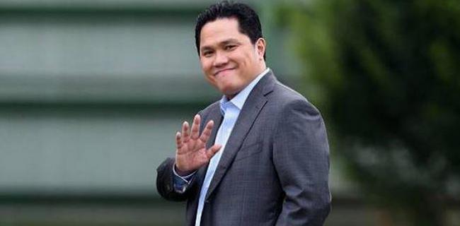 Belum Ajek, Alasan Erick Thohir Hentikan Super Holding BUMN